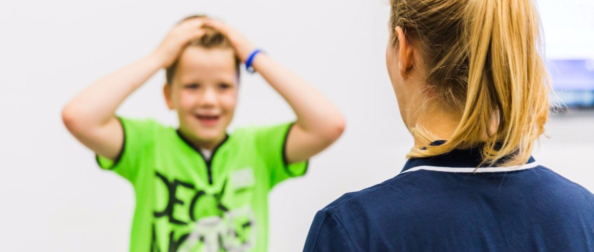 MTC Junior Kinderfysiotherapie