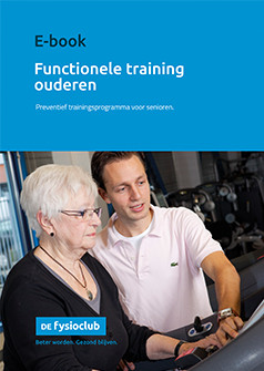Functionele Training Ouderen e-book De Fysioclub