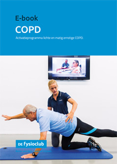 E-book COPD, Chronic Obstuctive Pulmonairy Disease - De Fysioclub