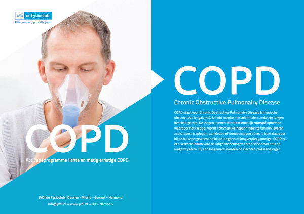 E-book over COPD