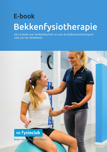 E-book bekkenfysiotherapie